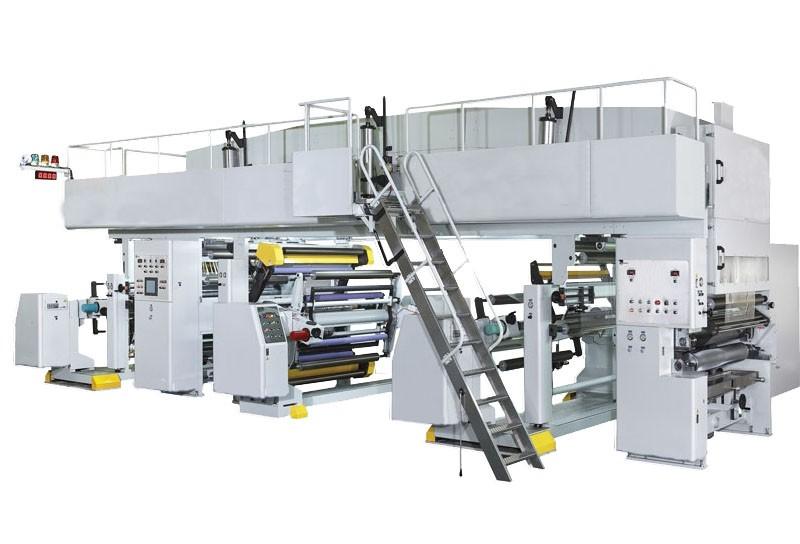 橡胶片材挤出机_无溶剂复合机,石墨烯涂布复合机 - 国塑挤出成型设备