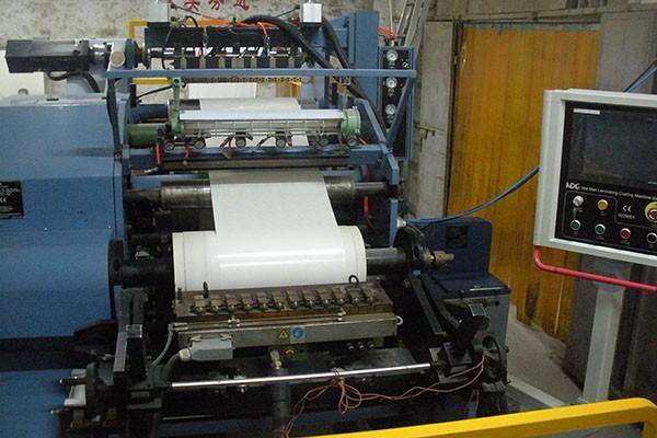 热熔胶涂布复合机